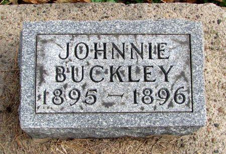 BUCKLEY, JOHNNIE - Black Hawk County, Iowa | JOHNNIE BUCKLEY