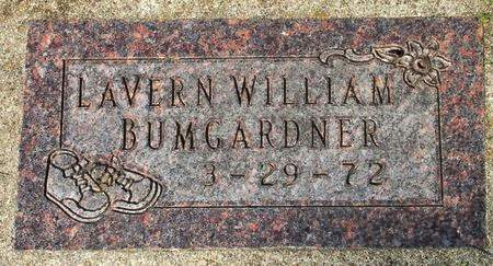 BUMGARDNER, LA VERN WILLIAM - Black Hawk County, Iowa | LA VERN WILLIAM BUMGARDNER