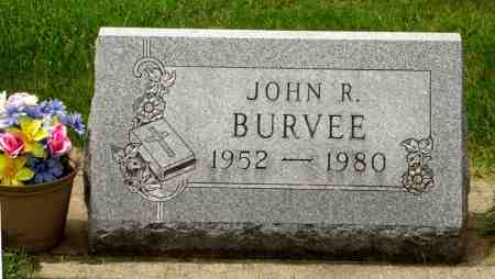 BURVEE, JOHN R. - Black Hawk County, Iowa | JOHN R. BURVEE