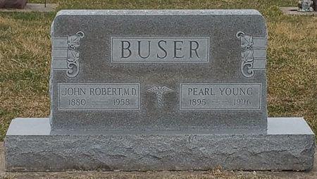 BUSER, JOHN ROBERT - Black Hawk County, Iowa   JOHN ROBERT BUSER