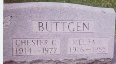 BUTTGEN, CHESTER - Black Hawk County, Iowa | CHESTER BUTTGEN