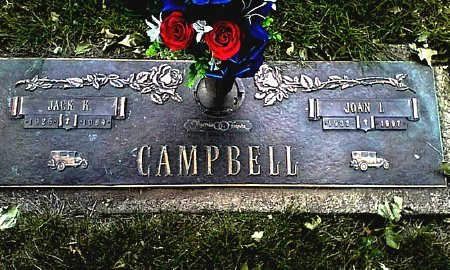 CAMPBELL, JACK K. - Black Hawk County, Iowa | JACK K. CAMPBELL