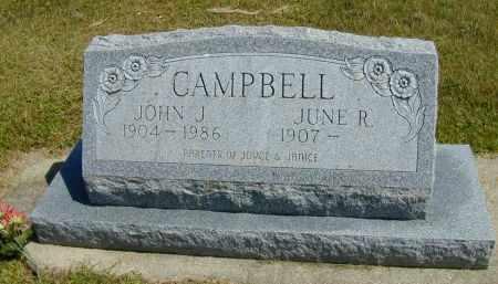 CAMPBELL, JOHN J. - Black Hawk County, Iowa | JOHN J. CAMPBELL