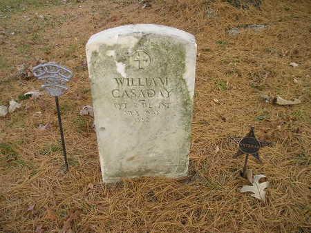 CASADAY, WILLIAM - Black Hawk County, Iowa | WILLIAM CASADAY
