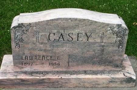 CASEY, LAWRENCE E. - Black Hawk County, Iowa | LAWRENCE E. CASEY