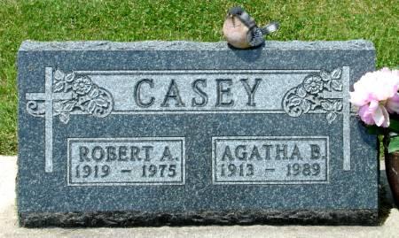 CASEY, AGATHA B. - Black Hawk County, Iowa | AGATHA B. CASEY