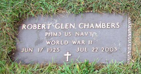 CHAMBERS, ROBERT GLEN - Black Hawk County, Iowa   ROBERT GLEN CHAMBERS