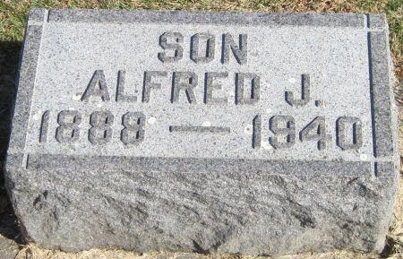 CLARK, ALFRED J. - Black Hawk County, Iowa | ALFRED J. CLARK