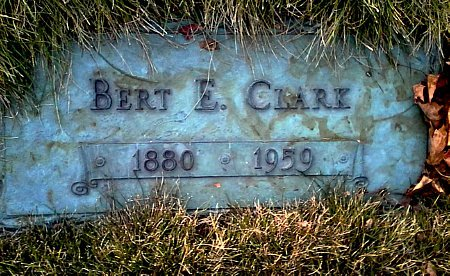 CLARK, BERT E. - Black Hawk County, Iowa   BERT E. CLARK