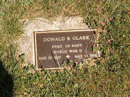 CLARK, DONALD R. - Black Hawk County, Iowa | DONALD R. CLARK