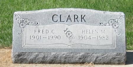 CLARK, HELEN M. - Black Hawk County, Iowa | HELEN M. CLARK