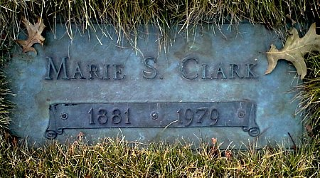 CLARK, MARIE S. - Black Hawk County, Iowa | MARIE S. CLARK