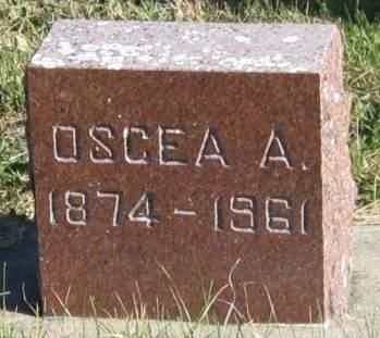 CLARK, OSCEA A. - Black Hawk County, Iowa | OSCEA A. CLARK