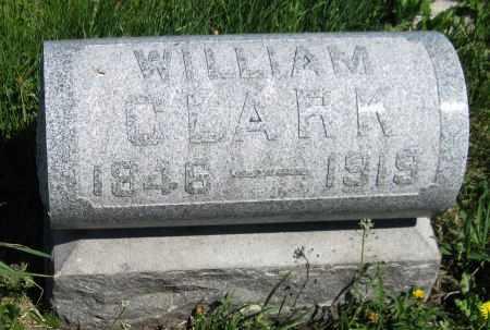 CLARK, WILLIAM - Black Hawk County, Iowa | WILLIAM CLARK