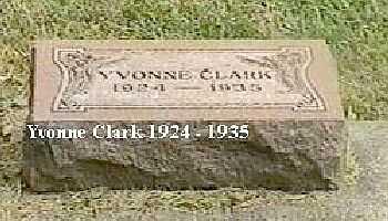 CLARK, YVONNE - Black Hawk County, Iowa   YVONNE CLARK