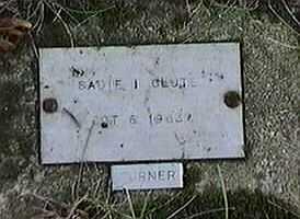 CLUTE, SADIE I. - Black Hawk County, Iowa | SADIE I. CLUTE