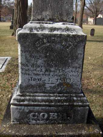 COBB, PVT. DANIEL R. - Black Hawk County, Iowa | PVT. DANIEL R. COBB