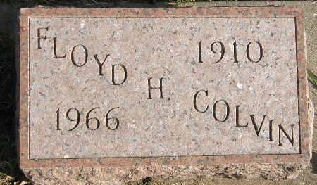 COLVIN, FLOYD H. - Black Hawk County, Iowa | FLOYD H. COLVIN
