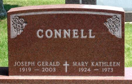 CONNELL, MARY KATHLEEN - Black Hawk County, Iowa | MARY KATHLEEN CONNELL
