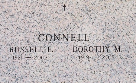 CONNELL, DOROTHY M.