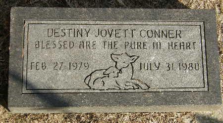 CONNER, DESTINY JOVETT - Black Hawk County, Iowa | DESTINY JOVETT CONNER