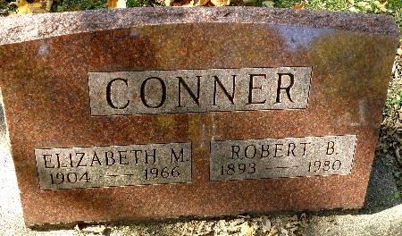 CONNER, ELIZABETH M. - Black Hawk County, Iowa | ELIZABETH M. CONNER