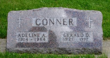 CONNER, GERALD D. - Black Hawk County, Iowa | GERALD D. CONNER
