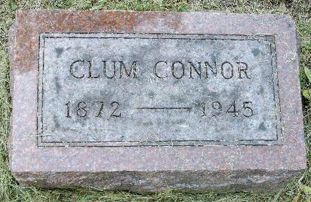 CONNOR, CLUM - Black Hawk County, Iowa | CLUM CONNOR