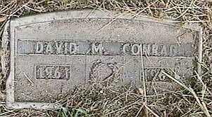 CONRAD, DAVID M. - Black Hawk County, Iowa | DAVID M. CONRAD