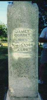 CORBETT, JAMES - Black Hawk County, Iowa | JAMES CORBETT