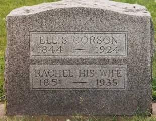 SOASH CORSON, RACHEL - Black Hawk County, Iowa | RACHEL SOASH CORSON