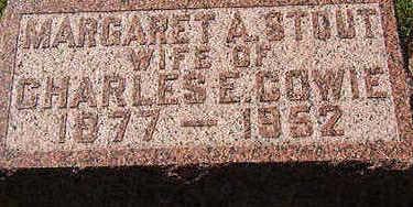 COWIE, MARGARET A. - Black Hawk County, Iowa | MARGARET A. COWIE