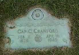 CRAWFORD, CAP. C. - Black Hawk County, Iowa | CAP. C. CRAWFORD