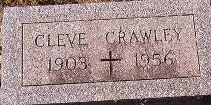 CRAWLEY, CLEVE - Black Hawk County, Iowa | CLEVE CRAWLEY