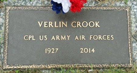 CROOK, VERLIN - Black Hawk County, Iowa | VERLIN CROOK