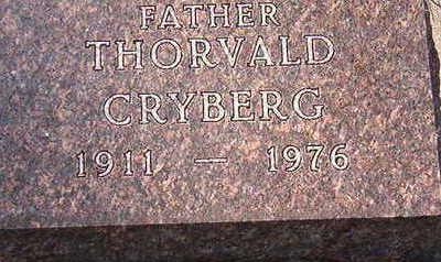 CRYBERG, THORVALD - Black Hawk County, Iowa | THORVALD CRYBERG
