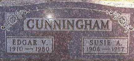 CUNNINGHAM, EDGAR V. - Black Hawk County, Iowa | EDGAR V. CUNNINGHAM
