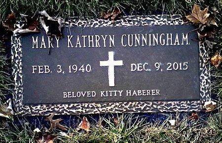 CUNNINGHAM, MARY KATHRYN - Black Hawk County, Iowa | MARY KATHRYN CUNNINGHAM