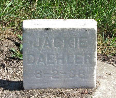 DAEHLER, JACKIE - Black Hawk County, Iowa | JACKIE DAEHLER