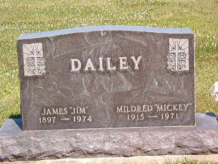 DAILEY, MILDRED