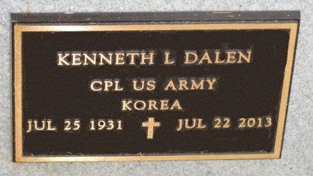 DALEN, KENNETH LEROY - Black Hawk County, Iowa | KENNETH LEROY DALEN