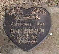DALLENBACH, ANTHONY RAY - Black Hawk County, Iowa | ANTHONY RAY DALLENBACH