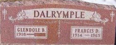 FAW DALRYMPLE, GLENDOLE BELLE - Black Hawk County, Iowa | GLENDOLE BELLE FAW DALRYMPLE