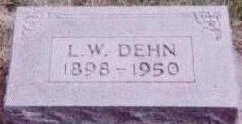 DEHN, L.W. - Black Hawk County, Iowa | L.W. DEHN