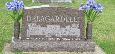 DELAGARDELLE, JOHN J. - Black Hawk County, Iowa | JOHN J. DELAGARDELLE
