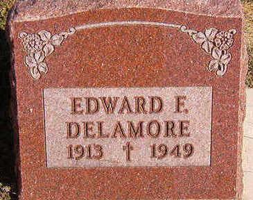 DELAMORE, EDWARD F. - Black Hawk County, Iowa | EDWARD F. DELAMORE