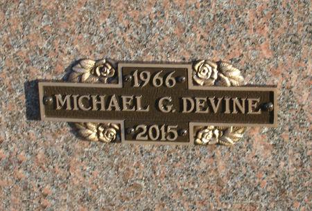DEVINE, MICHAEL GENE - Black Hawk County, Iowa | MICHAEL GENE DEVINE