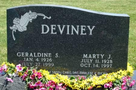 DEVINEY, MARTY J. - Black Hawk County, Iowa | MARTY J. DEVINEY