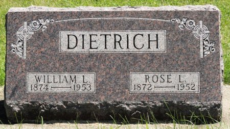 DIETRICH, ROSE L. - Black Hawk County, Iowa | ROSE L. DIETRICH