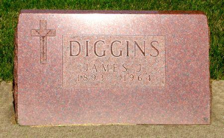 DIGGINS, JAMES J. - Black Hawk County, Iowa | JAMES J. DIGGINS